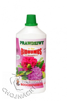 BIOHUMUS EXTRA DO RODODENDRONÓW 1L
