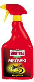SUBSTRAL ANT STOP NA MRÓWKI 750 ML